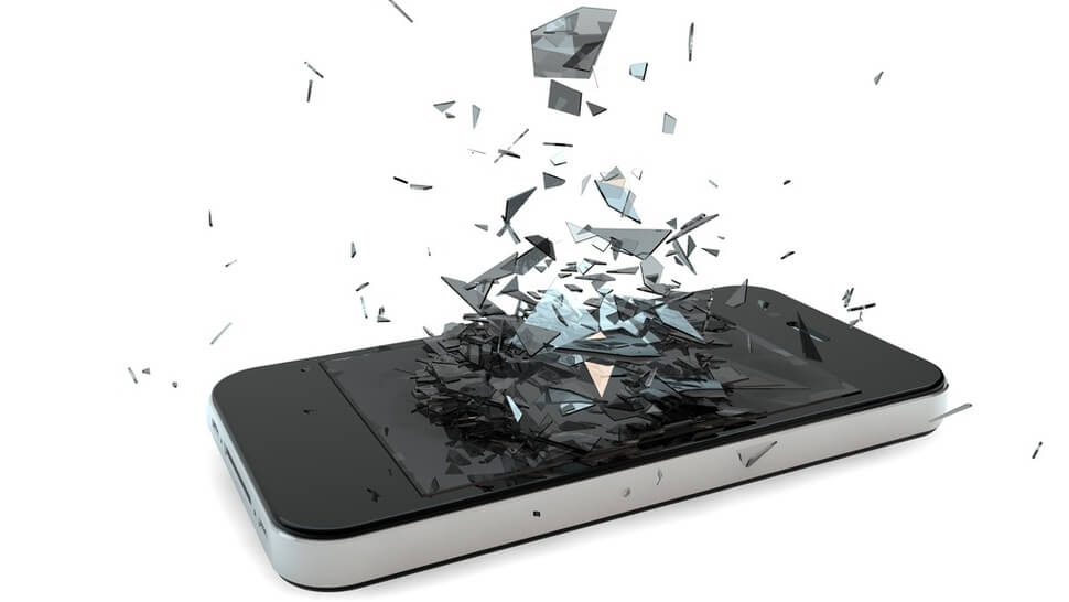 How to paste a protective glass on the phone