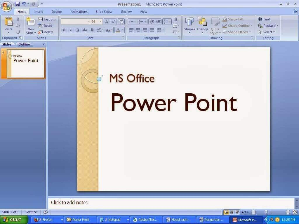 MS-Office-Power-Point