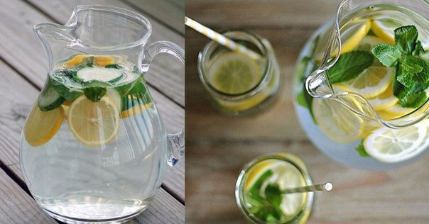 How to make Sassi water