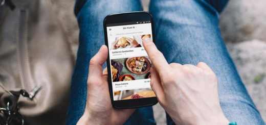 In Moscow, a service UberEATS - delivery of food from Uber