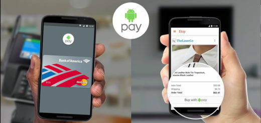 How to buy on the Internet with Android Pay